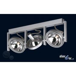 Talinn Spot 3 x 60w Luminaire Podium Philips