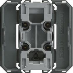 Interrupteur va&vient gallery InterBP avec neutre 2 modules