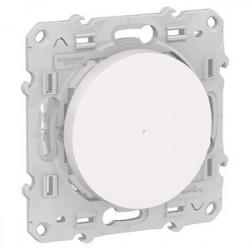 Variateur Bluetooth Odace Wiser - Blanc / Schneider