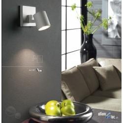 Vilnius Spot 1 x 50w Blanc Luminaire Podium Philips