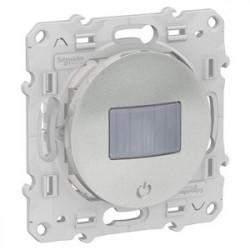 Detecteur + variateur Bluetooth Odace Wiser - Blanc / Schneider