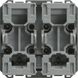 Bouton-poussoir pour volet roulant gallery 2 modules