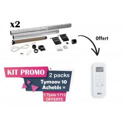 Kit Promo 2 packs Tymoov10 achetés + 1 Tydom 1.0 offerte / Deltadore