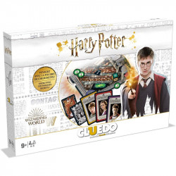 Cluedo Harry Potter - Wizarding World / Hasbro