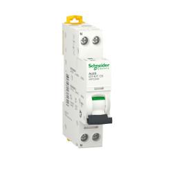 Acti9 iDT40T - 1P+N - 6A - courbe C - 4500A/6kA / Schneider