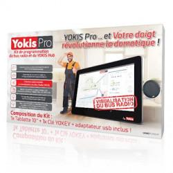 KIT DE PROGRAMMATION YOKIS PRO TABLETTE + YOKEY