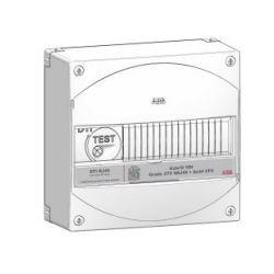 Coffret de communication ABB Grade 3TV 8RJ45+ Actif 4TV