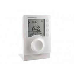 Programmateur radio pour chauffage électrique ou climatisation 3 zones - Delta dore Radio Driver 630