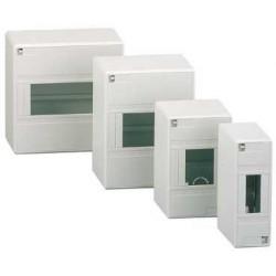 Coffret Mini Opale 1 rangée schneider 8 modules