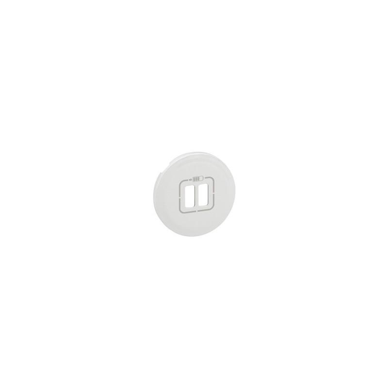 legrand celiane prise usb double blanc 67462 68256. Black Bedroom Furniture Sets. Home Design Ideas