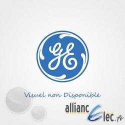 Porte transparente General Electric 2 Rangées pour coffret 619441