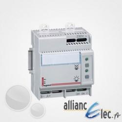 Télécommande Legrand Lexic standard non polarisée - jusqu'à 300 blocs - 4 modules