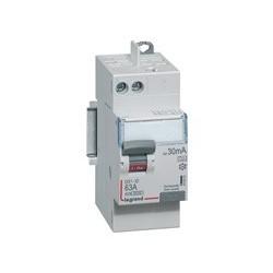 Interrupteur différentiel Legrand 63A ID DX3 type A 2P 30mA