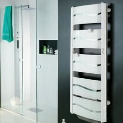 sèche serviette électrique, achat radiateur de salle de bain - Chauffer Une Salle De Bain Avec Un Seche Serviette