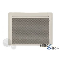 Panneau Rayonnant Atlantic Tatou 1250w Digital Sable Horizontal