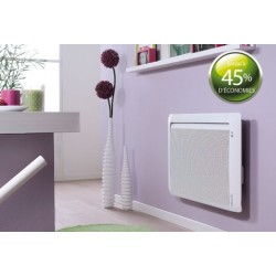 Panneau Rayonnant Atlantic Tatou 1000w Digital Blanc Horizontal