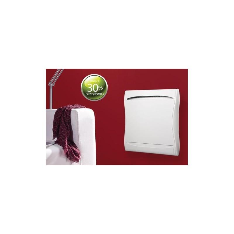 radiateur inertie fonte atlantic alcove 750w digital 509807. Black Bedroom Furniture Sets. Home Design Ideas