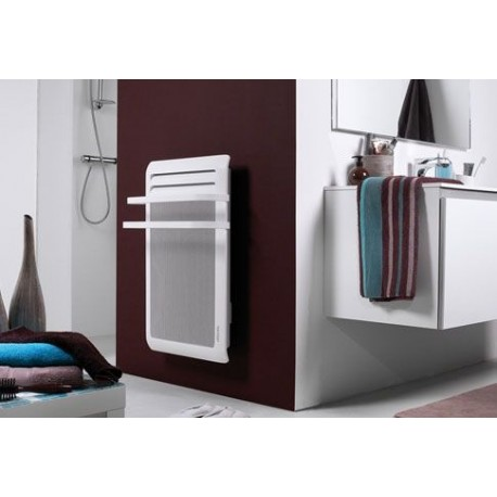 seche serviette atlantic tatou bains 1500w digital blanc 516515. Black Bedroom Furniture Sets. Home Design Ideas