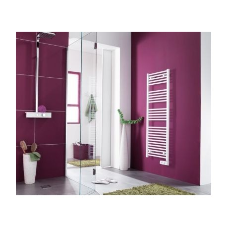 radiateur seche serviette atlantic 2012 etroit 500w 831405. Black Bedroom Furniture Sets. Home Design Ideas