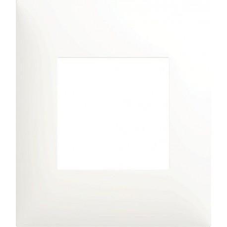 Plaque Blanc 1 Poste Arnould Espace Evolution