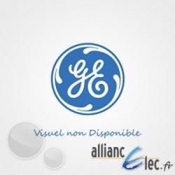 Porte transparente General Electric 3 Rangées pour coffret 619445