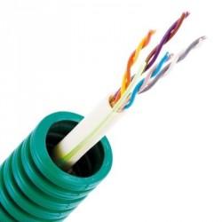 Gaine préfilée ADSL 298 G1 ICTA 3422 diam 20mm C100m