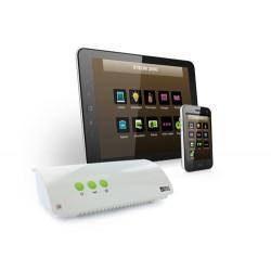 Passerelle domotique pour smartphone et tablette tactile Delta dore