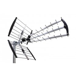ANTENNE UHF TRIPLE 67 ELEMENTS