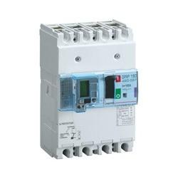 Disjoncteur puissance Legrand DPX³ 160 - magnéto-thermique différentiel - 16 kA - 4P - 160 A