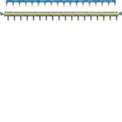 Barres pontage système Hager SanVis 18 modules