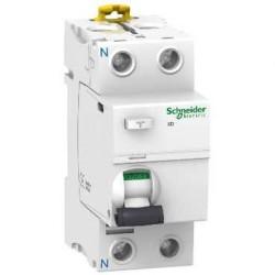 Interrupteur Différentiel 2P 25A 30MA AC Schneider ACTI 9