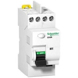Interrupteur Différentiel 2P 63A 30MA AC Schneider ACTI 9