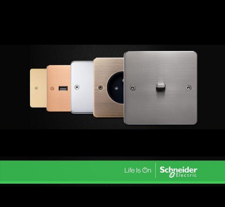 Schneider Sequence 5, la collection d'exception !